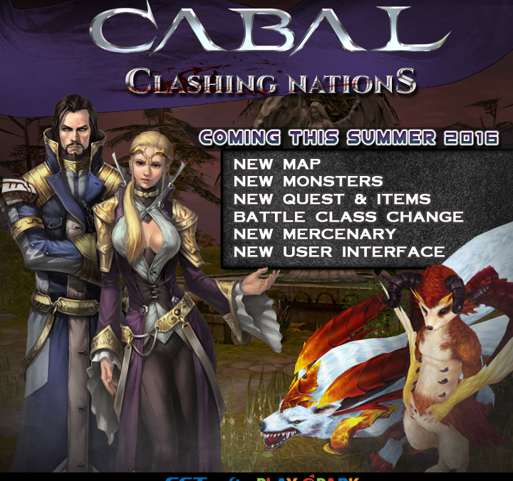Clashing Nations Patch Update