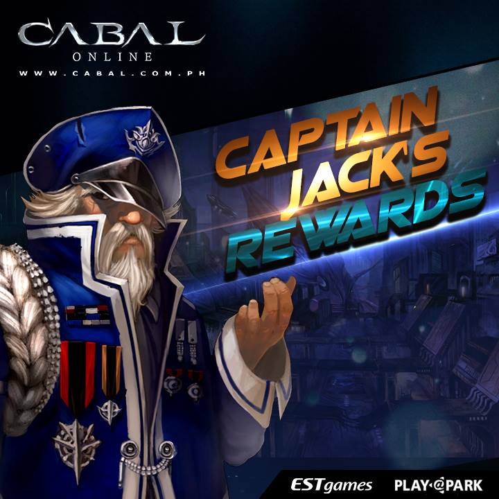 Captain Jack's Rewards (I9NITE Edition)