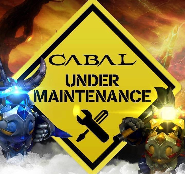 Cabal Maintenance 3/15/2018