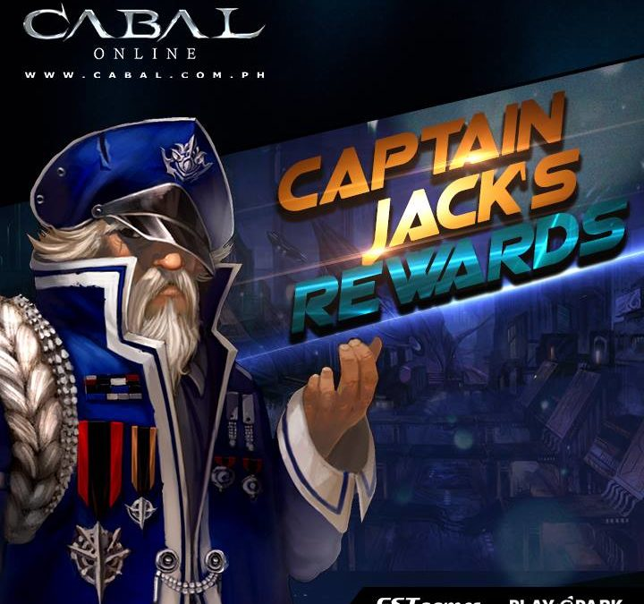 CAPTAIN JACK'S REWARDS