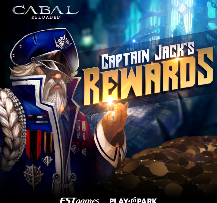Captain Jacks Rewards