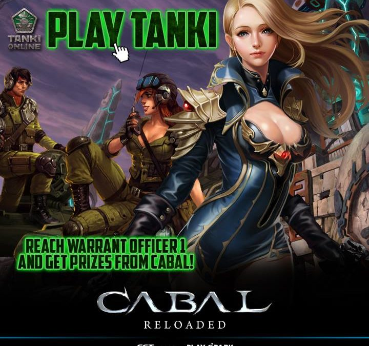 CABAL x TANKI CROSSOVER EVENT