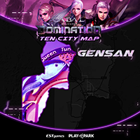 CABAL DOMINATION: GenSan Qualifiers