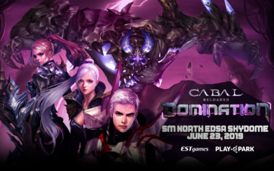 DOMINATION: Cabal Online Philippines Set to Celebrate 11th Anniversary