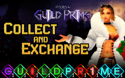 GUILD PRIME XI: August In-game Events