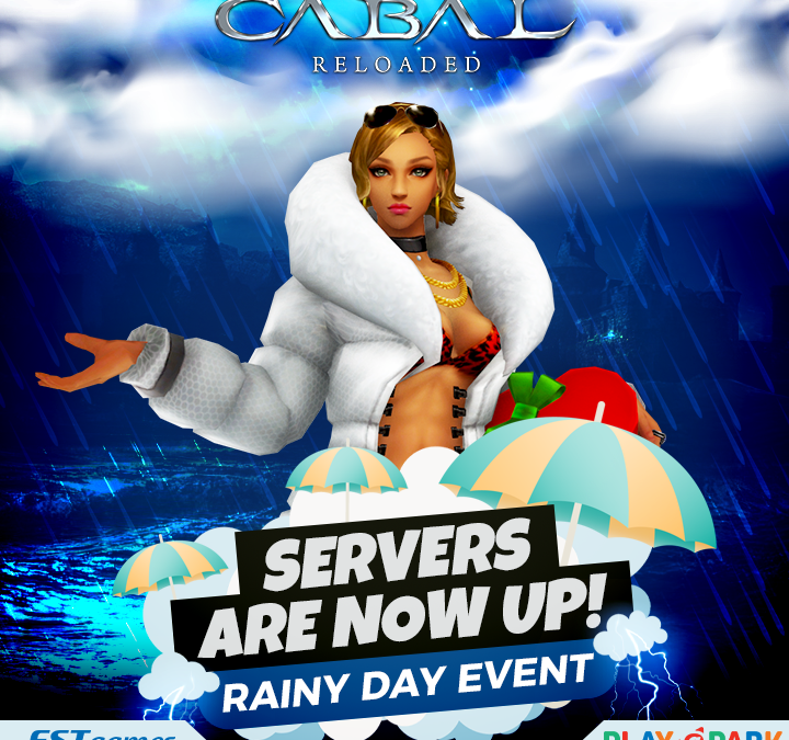 Rainy Day Event!