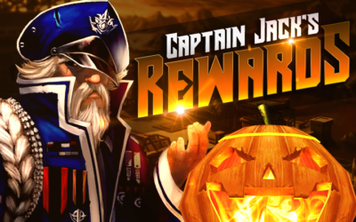 CAPTAIN JACKS REWARDS (CABALoween Edition)