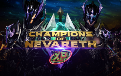 CHAMPIONS OF NEVARETH: Road to PlayPark XP 2019