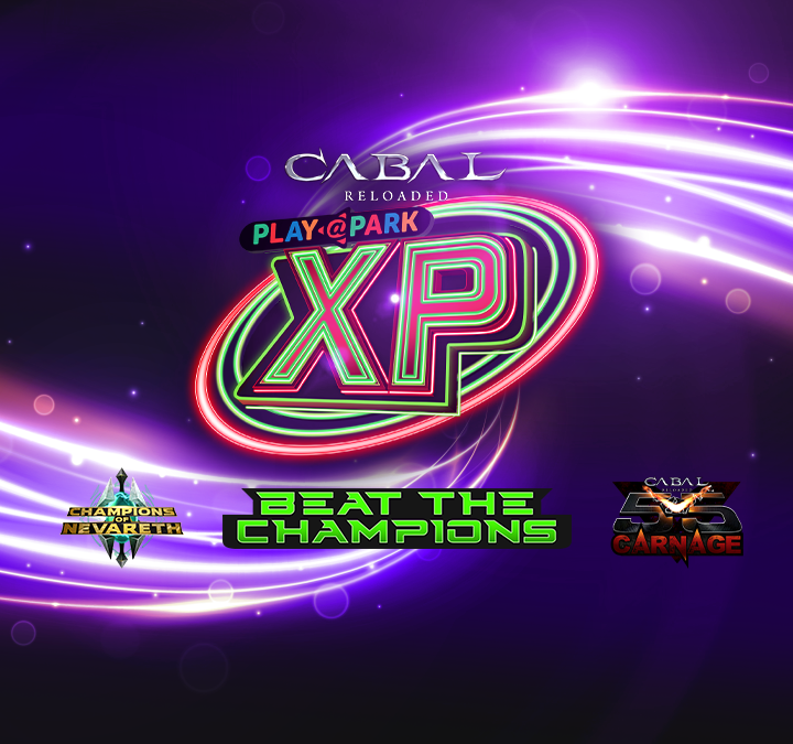 CABAL Reloaded @ PlayPark Xtreme Paskuhan 2019