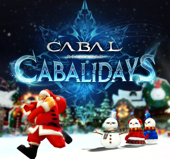 CABALidays: In-game Events