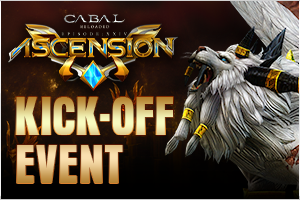 Ascension: In-game Events
