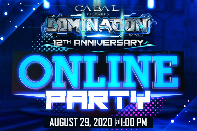 CABAL Domination II Online Party
