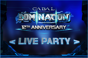 CABAL Domination II Live Party