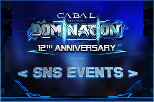 CABAL Domination II SNS Events