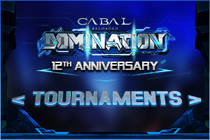 CABAL Domination II Tournaments