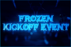 Frozen Keys Collection Event