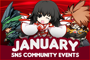 January: SNS Community Events