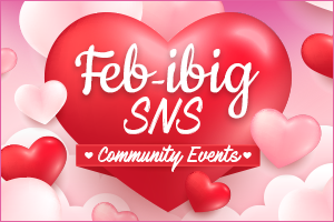 CABALentine's SNS Community Events