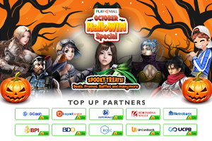 PlayMall October HalloWIN Special Offers